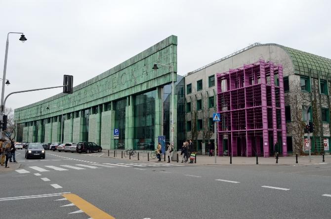 Varşova Üniversitesi Kütüphanesi