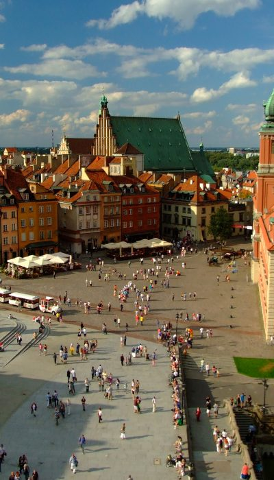 Varşova Eski Şehir