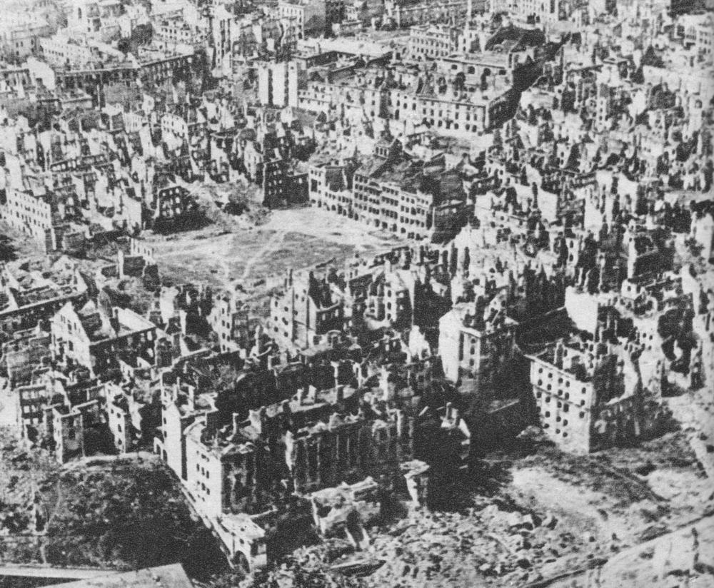 2. Dünya Savaşı Sonrası Varşova