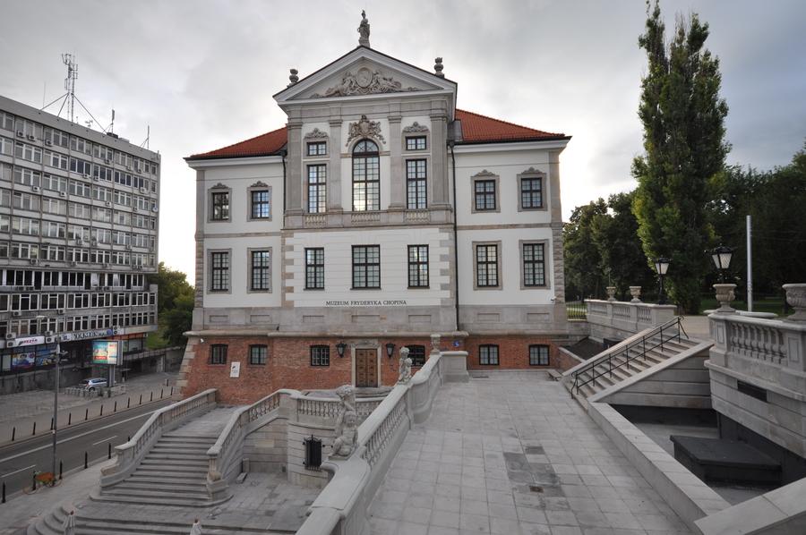 Varşova Fryderyk Chopin Müzesi