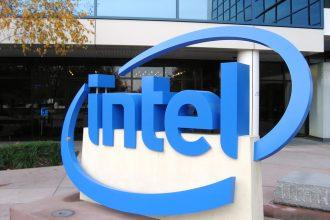 intel firması logo