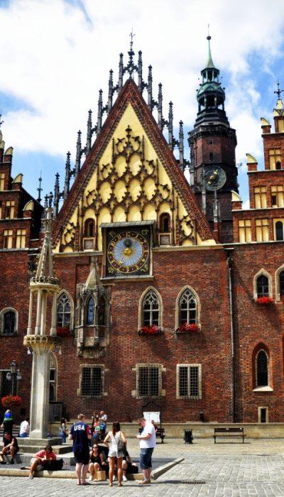 wroclaw şehri